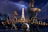 a night in parise pokie